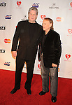 LOS ANGELES, CA. - January 29: Brian Wilson and Al Jardine of The Beach Boys arrive at the 2010 MusiCares Person Of The Year Tribute To Neil Young at the Los Angeles Convention Center on January 29, 2010 in Los Angeles, California.