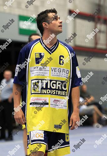 2010-08-15 / Basketbal / seizoen 2010-2011 / BBC Geel /  Dieter Van Brabant ..Foto: mpics