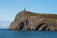 Bradda Head, Port Erin, Isle of Man.