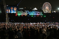 SAO PAULO, SP, 05.04.2014 - LOLLAPALOOZA - Publico durante o primeiro dia do Festival Lollapaloza no Autodromo de Interlagos na regiao sul da cidade de Sao Paulo neste sabado. (Foto: Vanessa Carvalho / Brazil Photo Press.)