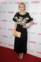 Fearne Cotton arrives for the Glamour Women of the Year Awards 2014 in Berkley Square, London. 03/06/2014 Picture by: Steve Vas / Featureflash