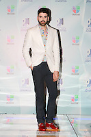 MIAMI, FL- July 19, 2012:  Jomari Goyso at the 2012 Premios Juventud at The Bank United Center in Miami, Florida. © Majo Grossi/MediaPunch Inc. /*NORTEPHOTO.com*<br />