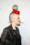 Singer Erin Woods-Arrivals-Boy Meets Girl By Stacy Igel At New York Fashion Week Style360, NY   2/13/13