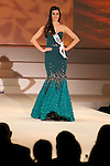 """Miss Belarus Natallia Bryshten, November 11, 2014, Tokyo, Japan : Miss Belarus Natallia Bryshten walks down the runway during """"The 54th Miss International Beauty Pageant 2014"""" on November 11, 2014 in Tokyo, Japan. The pageant brings women from more than 65 countries and regions to Japan to become new """"Beauty goodwill ambassadors"""" and also donates money to underprivileged children around the world thought their """"Mis International Fund"""". (Photo by Rodrigo Reyes Marin/AFLO)"""