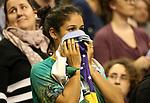 11.01.2019, Mercedes Benz Arena, Berlin, GER, BRA vs. FRA, im Bild <br /> Brasilianische-Fans<br /> <br />      <br /> Foto &copy; nordphoto / Engler