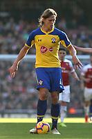 Jannik Vestergaard of Southampton during Arsenal vs Southampton, Premier League Football at the Emirates Stadium on 24th February 2019