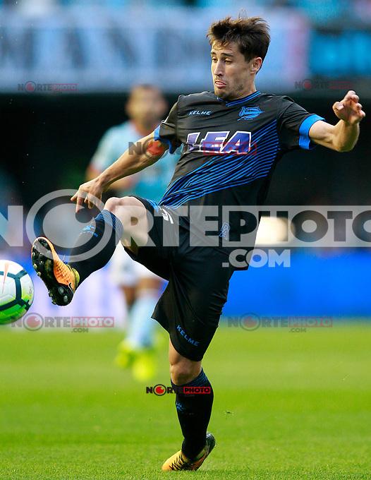 Deportivo Alaves' Bojan Krkic during La Liga match. September 10,2017. (ALTERPHOTOS/Acero) /NortePhoto.com