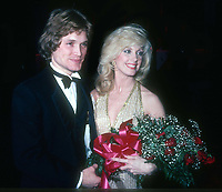 Andrew Stevens and  Morgan Fairchild 1982<br /> Photo By Adam Scull/PHOTOlink/MediaPunch