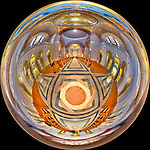 "360-degree high dynamic range ""little planet"" panorama of the awesome interior of the Basilica of the National Shrine of the Immaculate Conception in Washington, DC.  Built on land donated by the Catholic University of America, the Basilica of the National Shrine of the Immaculate Conception is North America's largest Roman Catholic church and 10th largest church in the world."