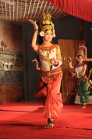 Siem Reap, Cambodia - 2007 File Photo -<br /> <br /> apsara dancer.<br /> <br /> photo : James Wong-  Images Distribution
