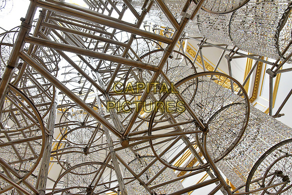 LONDON, ENGLAND - SEPTEMBER 15: Landmark exhibition of the Chinese artist Ai Weiwei&rsquo;s major and new works at at Royal Academy of Arts, London, England.<br /> CAP/JOR<br /> &copy;JOR/Capital Pictures