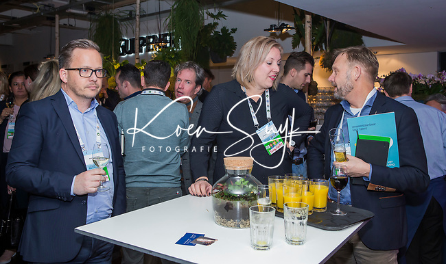 BUSSUM -  Kim Arns Nationaal Golf Congres & Beurs. COPYRIGHT KOEN SUYK