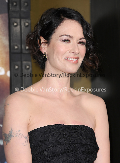 Lena Headey attends The Warner Bros. Pictures L.A. Premiere of 300 : Rise of an Empire held at The TCL Chinese Theatre in Hollywood, California on March 04,2014                                                                               © 2014 Hollywood Press Agency