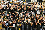 2 September 2006: Wake Forest pep band. Wake Forest defeated Syracuse 20-10 at Groves Stadium in Winston-Salem, North Carolina in an NCAA college football game.