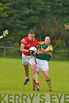 Kerry v Cork Munster TG4 Senior Ladies Championship game in Beaufort last Saturday..