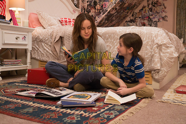 Room (2015)<br /> Brie Larson, Jacob Tremblay<br /> *Filmstill - Editorial Use Only*<br /> CAP/KFS<br /> Image supplied by Capital Pictures