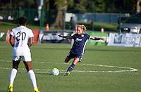 Kansas City, MO - Sunday September 04, 2016: Christie Rampone during a regular season National Women's Soccer League (NWSL) match between FC Kansas City and the Sky Blue FC at Swope Soccer Village.