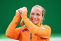 Jiske Griffioen (NED), <br /> SEPTEMBER 15, 2016 - Wheelchair Tennis : <br /> Women's Singles Medal Ceremony <br /> at Olympic Tennis Centre<br /> during the Rio 2016 Paralympic Games in Rio de Janeiro, Brazil.<br /> (Photo by AFLO SPORT)