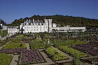 Europe/France/Centre/37/Indre-et-Loire/Villandry: Le château