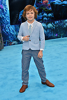 "LOS ANGELES, CA. February 09, 2019: AJ Kane at the premiere of ""How To Train Your Dragon: The Hidden World"" at the Regency Village Theatre.<br /> Picture: Paul Smith/Featureflash"
