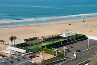 "Santa Monica, Ca, ""The Beach Club"" Ocean, California, Palisades Park View, Santa Monica Bay,"