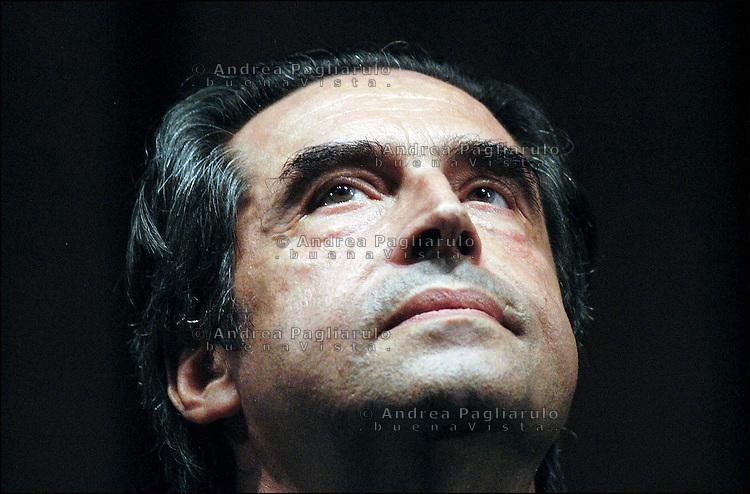 Riccardo Muti.© Andrea Pagliarulo