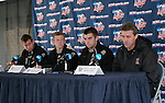 2005.12.10 College Cup Press Conferences