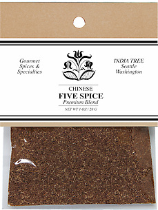20540 Chinese Five Spice, Caravan 1 oz, India Tree Storefront