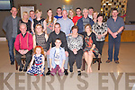 Richard Carey, Gortdromakerrie, Muckross, Killarney, pictured with some of his family and friends as he celebrated his 40th birthday in the Killarney Oaks Hotel on Saturday night.