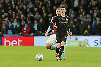 Phil Foden of Manchester City during Aston Villa vs Manchester City, Caraboa Cup Final Football at Wembley Stadium on 1st March 2020
