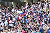June 19th 2017, Kielce, Poland; UEFA European U-21 football championships, England versus Slovakia; Slovakia fans