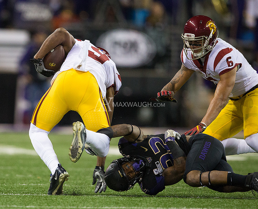 Budda Baker seemed to be making tackles all over the place tonight.