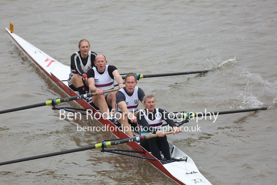 Crew: 85   Thames Tradesmen   E 4-<br /> <br /> Veteran Fours Head 2017<br /> <br /> To purchase this photo, or to see pricing information for Prints and Downloads, click the blue 'Add to Cart' button at the top-right of the page.