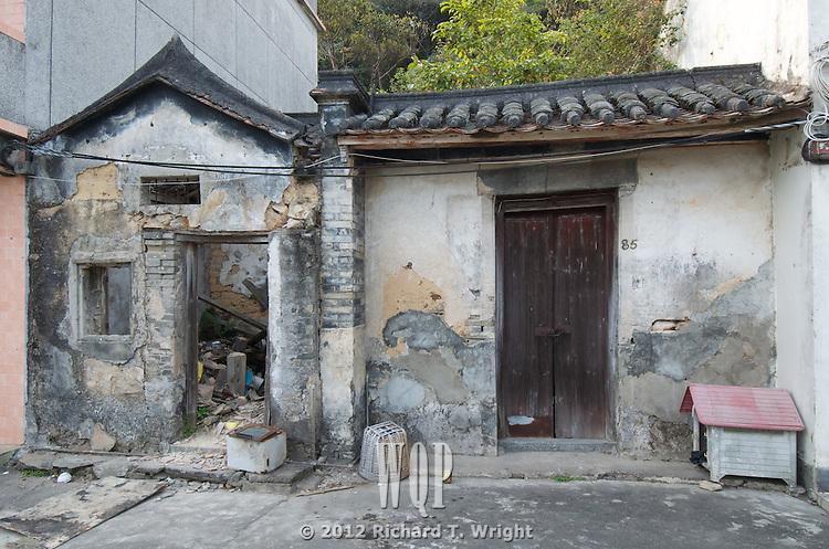 Hong Kong, Fanling area villages  Luk Keng is an old Hakka village near Fanling, Hong Kong.