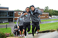 2018 09 11 Swansea City FC Traning at Fairwood, Wales, UK