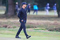Thorbjorn Olesen (DEN) on the 12th fairway during Round 1of the Sky Sports British Masters at Walton Heath Golf Club in Tadworth, Surrey, England on Thursday 11th Oct 2018.<br /> Picture:  Thos Caffrey | Golffile<br /> <br /> All photo usage must carry mandatory copyright credit (© Golffile | Thos Caffrey)