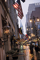 Amérique/Amérique du Nord/USA/Etats-Unis/Vallée du Delaware/Pennsylvanie/Philadelphie : Sur Broad Street en fond le City Hall avec la statue de Penn