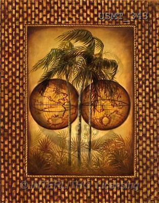 Malenda, LANDSCAPES, paintings(USMT343,#L#) Landschaften, Schiffe, paisajes, barcos, llustrations, pinturas