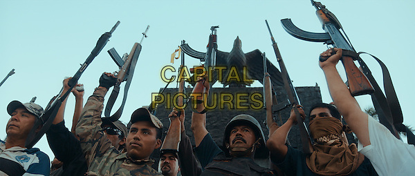 SCENE<br /> in Cartel Land (2015) <br /> *Filmstill - Editorial Use Only*<br /> CAP/NFS<br /> Image supplied by Capital Pictures
