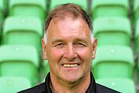 GRONINGEN - Voetbal, Presentatie FC Groningen,  seizoen 2018-2019, 17-07-2018, Henk Hagenouw (verzorger)
