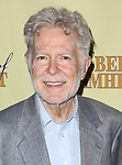 Playwright William Luce attends the Off-Broadway Opening Night Press reception for 'The Belle of Amherst'  at the Westside Theatre on October 19, 2014 in New York City.