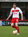 David Gray of Stevenage. Stevenage v Coventry City - npower League 1 - Lamex Stadium, Stevenage - 26th December, 2012. © Kevin Coleman 2012......