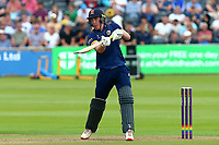 Daniel Lawrence of Essex plays the ramp shot during Gloucestershire vs Essex Eagles, NatWest T20 Blast Cricket at The Brightside Ground on 13th August 2017