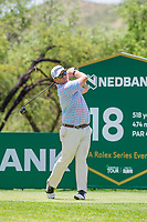 George Coetzee (RSA) during the first round at the Nedbank Golf Challenge hosted by Gary Player,  Gary Player country Club, Sun City, Rustenburg, South Africa. 14/11/2019 <br /> Picture: Golffile | Tyrone Winfield<br /> <br /> <br /> All photo usage must carry mandatory copyright credit (© Golffile | Tyrone Winfield)