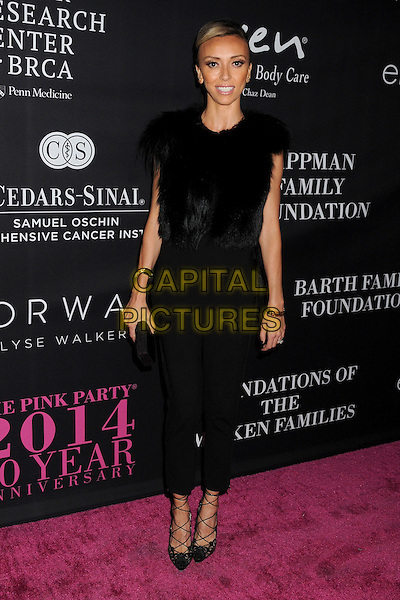 18 October 2014 - Santa Monica, California - Giuliana Rancic. Elyse Walker's 10 Year Anniversary Pink Party held at Santa Monica Airport Hangar 8.  <br /> CAP/ADM/BP<br /> &copy;Byron Purvis/AdMedia/Capital Pictures