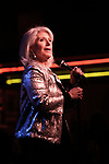 Jamie deRoy performing on stage at 'Tis The Season Jamie deRoy & Friends Holiday Show' at the Birdland on December 11, 2017 in New York City.