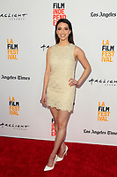 """LOS ANGELES - JUN 19:  Grace Fulton at the 2017 Los Angeles Film Festival - """"Annabelle: Creation"""" Premiere at the The Theatre at Ace Hotel on June 19, 2017 in Los Angeles, CA"""