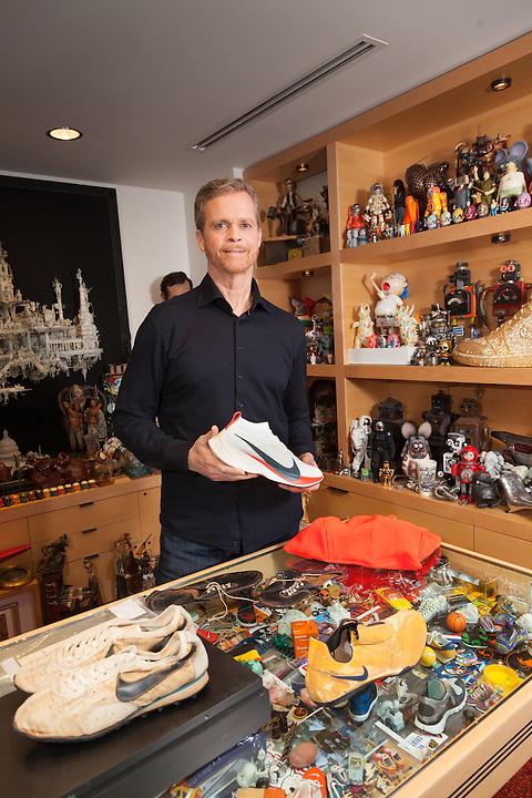 Mark Parker CEO Nike Robbie McClaran