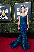 Camila Belle attends the 76th Annual Golden Globe Awards at the Beverly Hilton in Beverly Hills, CA on Sunday, January 6, 2019.<br /> *Editorial Use Only*<br /> CAP/PLF/HFPA<br /> Image supplied by Capital Pictures