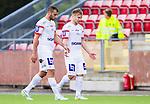 S&ouml;dert&auml;lje 2015-06-21 Fotboll Superettan Assyriska FF - J&ouml;nk&ouml;pings S&ouml;dra IF :  <br /> Assyriskas Mattias Genc och Christopher Brandeborn deppar under matchen mellan Assyriska FF och J&ouml;nk&ouml;pings S&ouml;dra IF <br /> (Foto: Kenta J&ouml;nsson) Nyckelord:  Assyriska AFF S&ouml;dert&auml;lje Fotbollsarena Superettan J&ouml;nk&ouml;ping S&ouml;dra J-S&ouml;dra depp besviken besvikelse sorg ledsen deppig nedst&auml;md uppgiven sad disappointment disappointed dejected